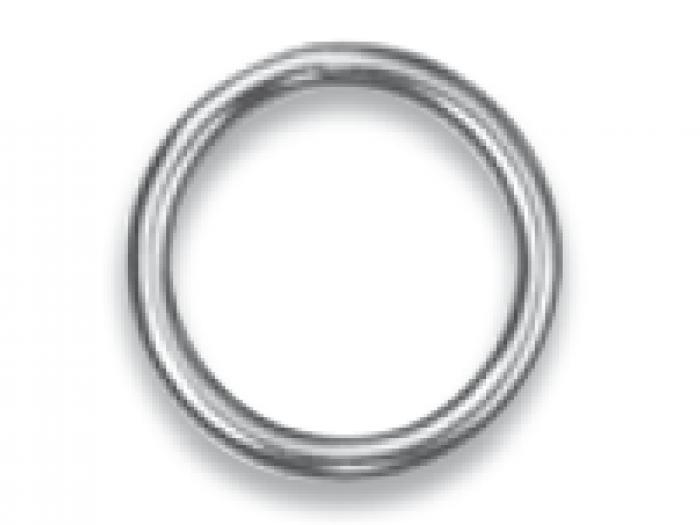 Geschweißte Ringe