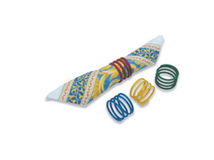 Serviettenringe Spirale